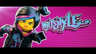 The LEGO® Movie - Meet Wyldstyle [HD]