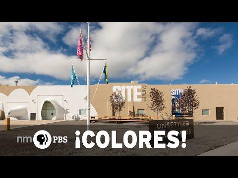 NMPBS ¡COLORES!: Site Santa Fe
