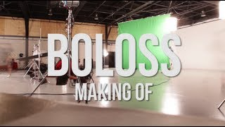 Zaho - Making-of du clip BOLOSS