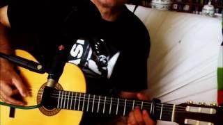 Streets of Laredo (aka Cowboy´s Lament) ~ Johnny Cash ~ Cover w/ Ricardo Sanchis Carpio