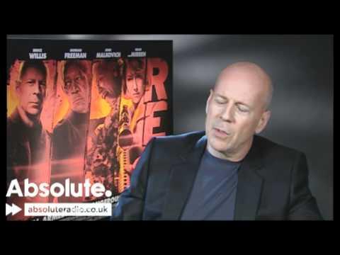 Die Hard 5: Bruce Willis spills the beans