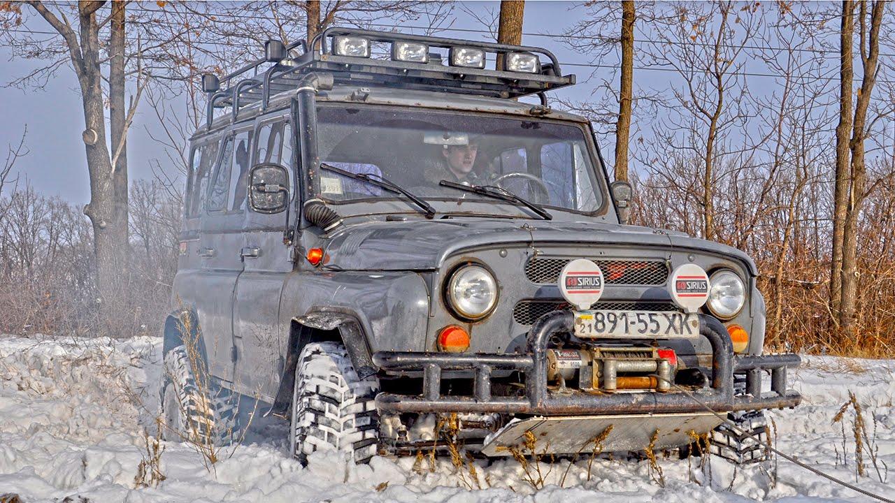 Грамотный тюнинг Mitsubishi Pajero для бездорожья OFF Road