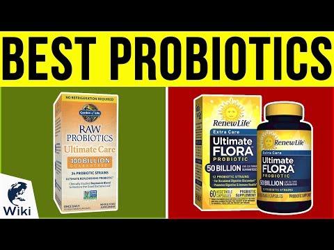 10 Best Probiotics 2019