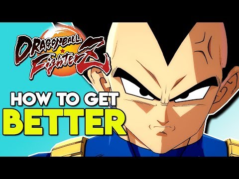Dragon Ball FighterZ | How to Get Better | The Best Way Possible!