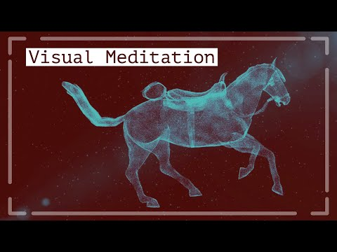 Visual Meditation for Stress Relief and Anxiety and Concentration with Binaural Beats and Music
