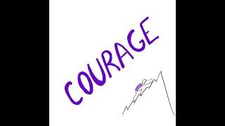 Courage (vidéo 3/4 pour survivre au stress pour les parents)