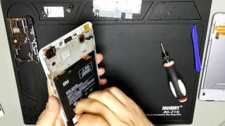 Замена дисплея Xiaomi Mi Max (подробная)/ Xiaomi Mi Max display replacement (full instruction)
