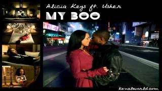 Usher Ft. Alicia Keys - My Boo (Official D.I.Y Acapella - No Instrumentals) [HD]