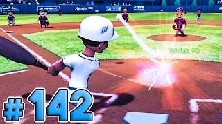 POWERHOUSE OFFENSES COLLIDE  - Super Mega Baseball Season Mode  | Part 142 (PS4)