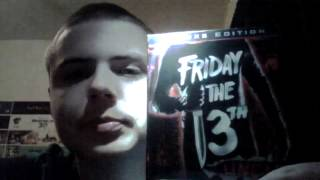 Friday The 13th (1980) Sean S. Cunningham Review