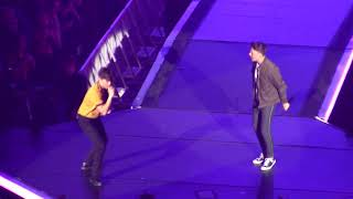 SHAPE OF YOU - The Vamps ft Conor Maynard + Drum Solo - O2 Arena - 28/04/2018