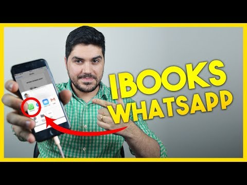 Como Compartilhar PDF Do IBooks Por WhatsApp No IPhone