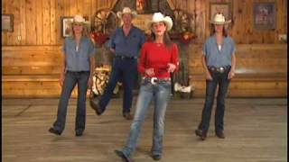 Learn How to Line Dance - Tush Push