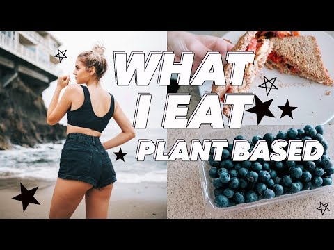 WHAT I EAT IN A DAY ✮ PLANT BASED VEGAN | Liv Vargus