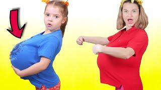 Nosotros comimos demasiado (We ate too much) - Video deportivo para niños