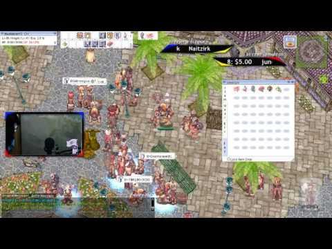 Hunter Trouble! Muel Plays Ragnarok Online Philippines (April 15, 2018)