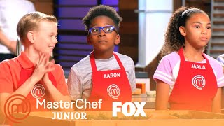Past Winners Make A Surprise Visit | Season 7 Ep. 10 | MASTERCHEF JUNIOR