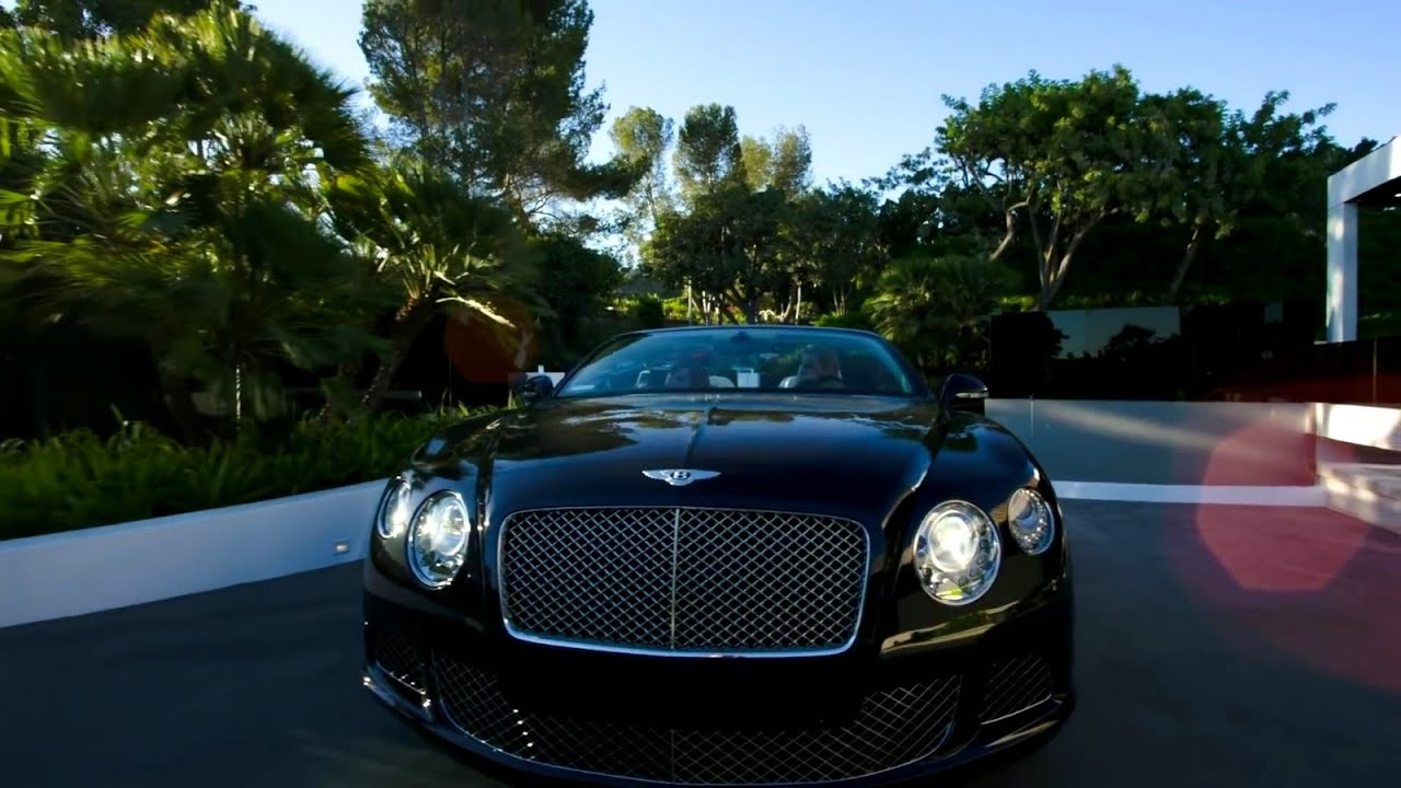 Bentley and Unbelievable House!