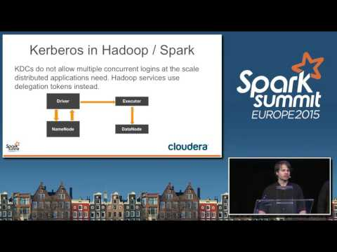 Securing your Apache Spark Applications