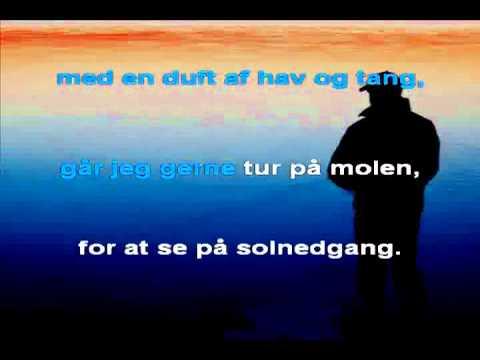 I min lille fiskerby - harmonika (accordeon) - Karaoke.flv