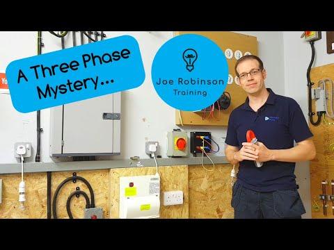 Three Phase Mystery