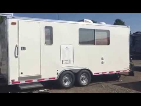 Wild Bill is selling mobile office trailers in stock and ready
