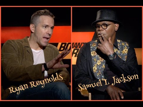 Ryan Reynolds & Samuel L. Jackson On Peeing In A Bottle And Singing In The Interview