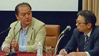 井上恭介 NHKエンタープライズ エグゼクティブ・プロデューサー 著者と語る『里海資本論』 2015.9.24