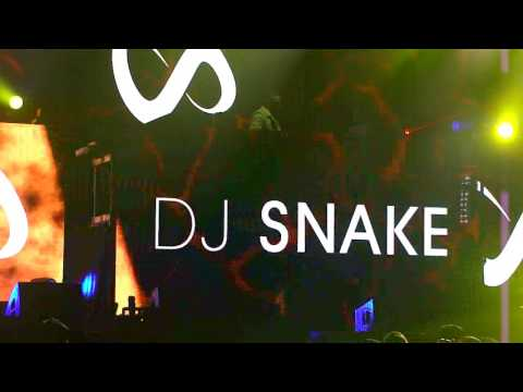 DJ Snake - Ocho Cinco live @ SuperCity Summer Festival, Oakland