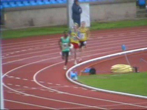 U15B 3000m - 2008 AAA's Champs