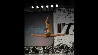 "PERFECT SCORE ""Wildflower"" Rosie Elliott-  ""You rocked jump"" 1st Overall JUMP dance convention Miami"