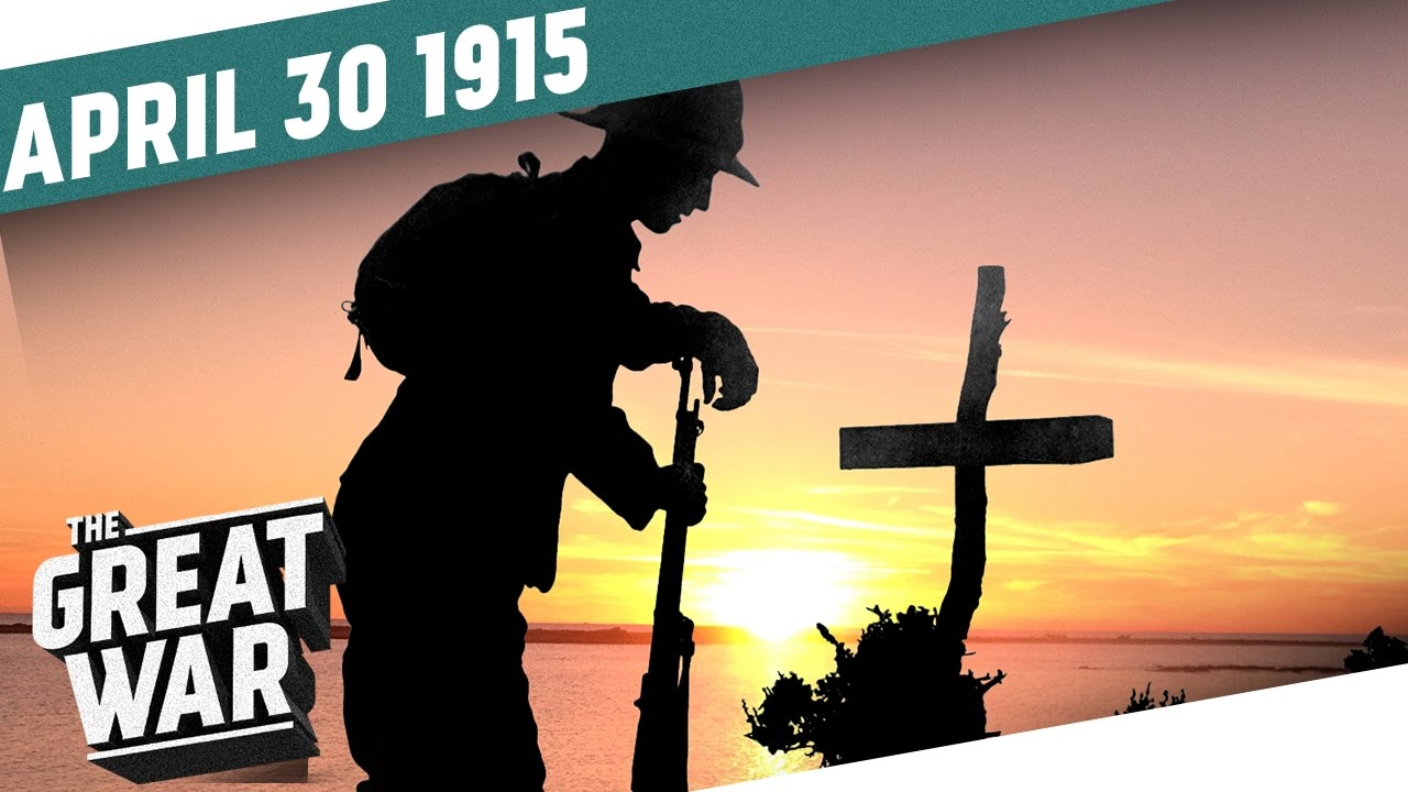 Download The Sea Turns Red - Landing At Gallipoli I THE GREAT WAR - Week 40