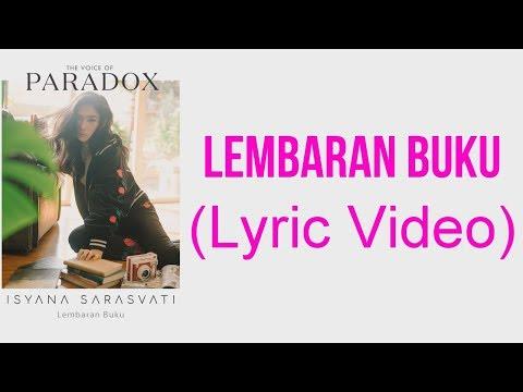 Isyana Sarasvati - Lembaran Buku (Video Lirik)