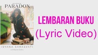 Gambar cover Isyana Sarasvati - Lembaran Buku (Video Lirik)