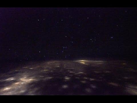 STRATOS AT NIGHT | Weather Balloon Flight at Night