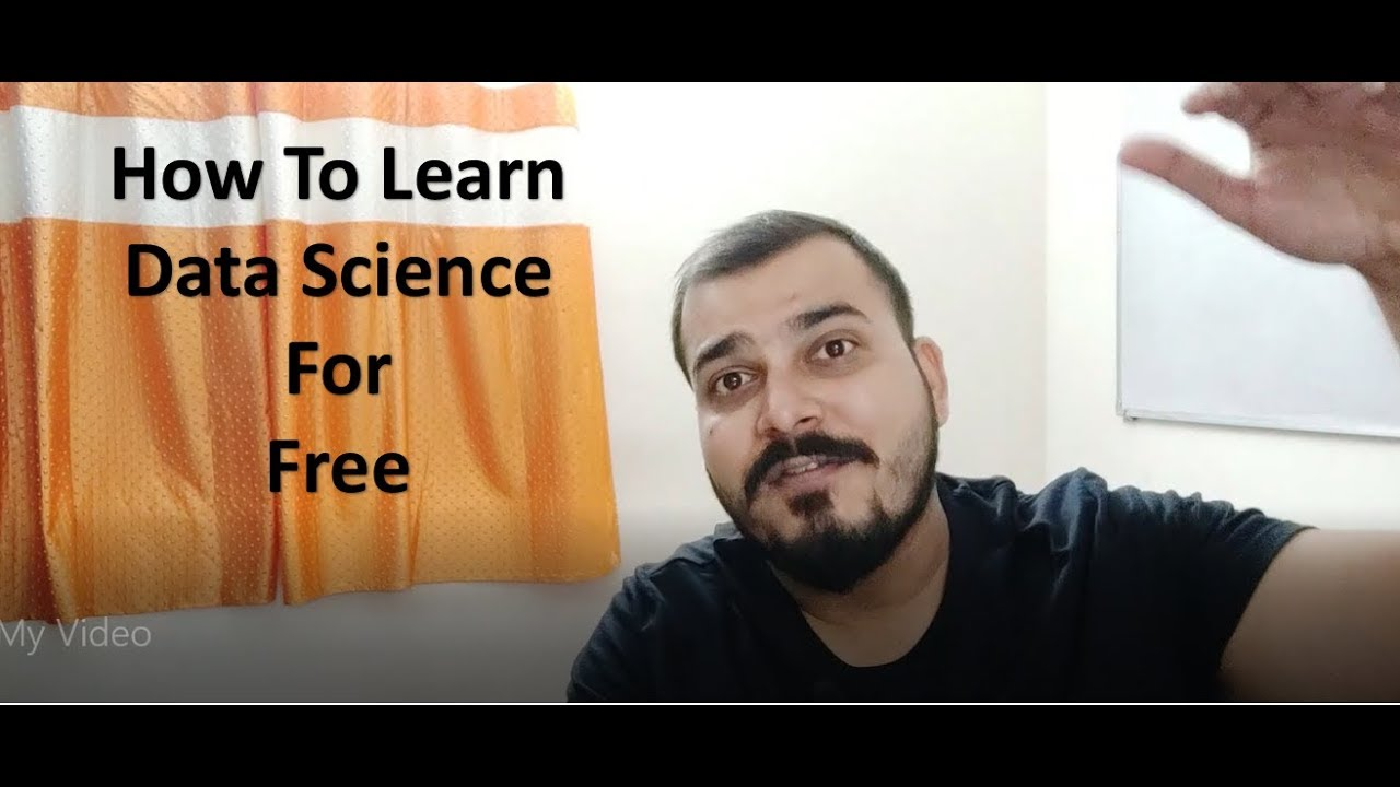 How To Learn Data Science by Self Study and For Free
