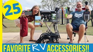 Our FAVORITE RV Accessories for RV Living (2020)