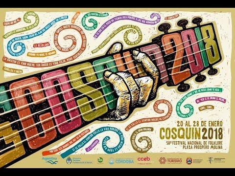 COSQUIN EN RADIO 8 MAR DEL PLATA !!!