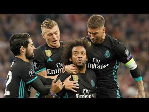 Real Madrid deja herido al Bayern y acaricia final de Champions
