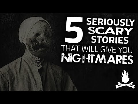 5 Seriously Scary Stories That Will Give You Nightmares ― Creepypasta Horror Story Compilation