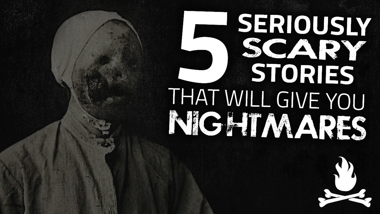 Scary Stories to Tell in the Dark Will Bring Back All Your Childhood Nightmares