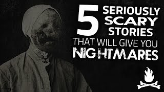 scary stories from reddit
