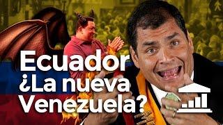 ECUADOR: El LEGADO de RAFAEL CORREA - VisualPolitik
