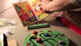 Развивающие игрушки для детей с задержкой развития речи. Алматы.
