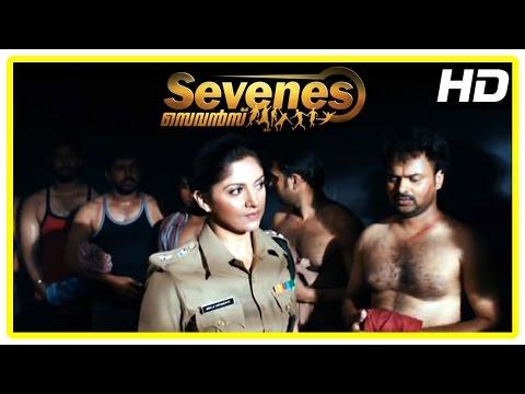 Malayalam Movie | Sevenes Malayalam Movie | Nadiya's Investigation | 1080P HD
