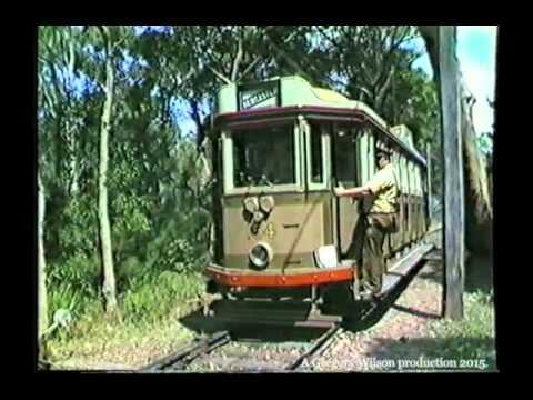 STM 25th Anniversary last Sydney tram 1986