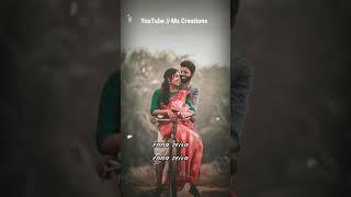 Varen Varen Un Kooda Varen 💞 WhatsApp status 💞 Ms Creations 💞 Puli vesham 💞 Old Love Song Tamil