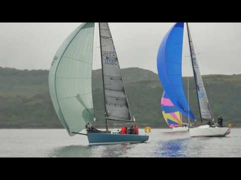 West Highland Yachting Week 2018 - Sunday