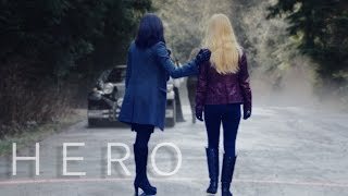 swan queen || I can be your hero baby