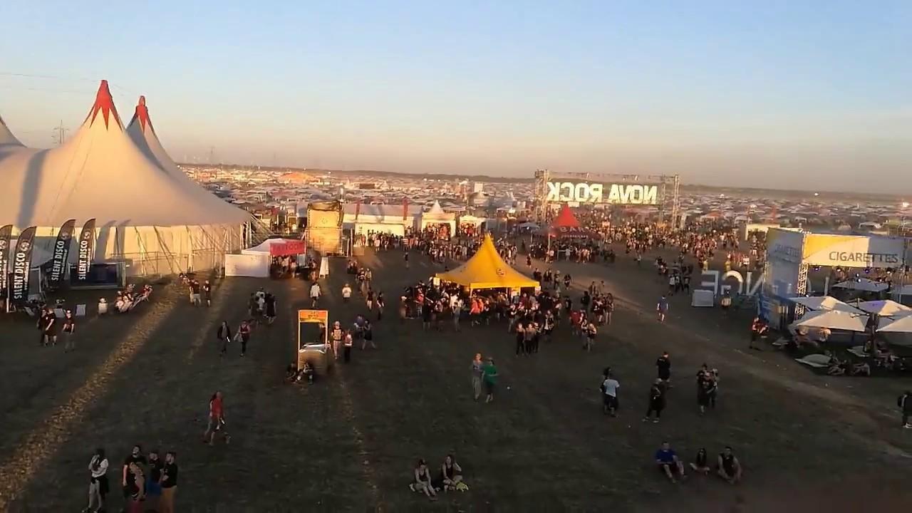 Nova Rock 2017 After Movie ft. SOAD, Black Star Riders, Epica